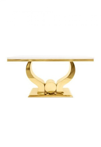 Choice Furniture gold Choice Furniture - Deena Dining Table C39F8HLB78288FGS_1