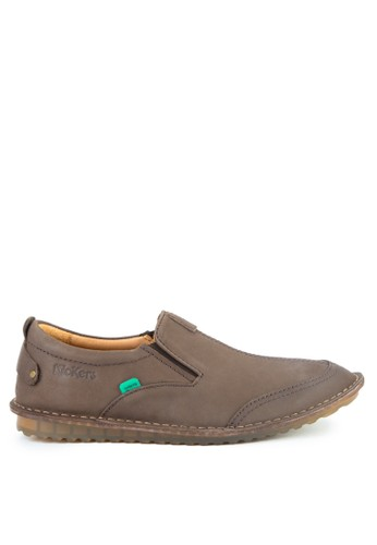 Kickers brown Kickers Men Kcm2118 9489DSH27AF137GS_1