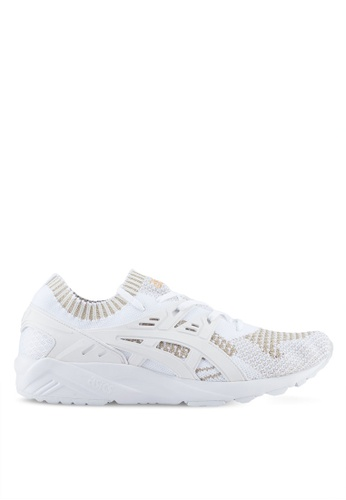 ASICSTIGER white Gel-Kayano Trainer Knit Shoes AS610SH0SX06MY_1