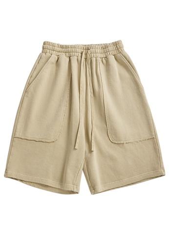 Twenty Eight Shoes Loose Casual Shorts 3662S21 5FA15AA86337D8GS_1
