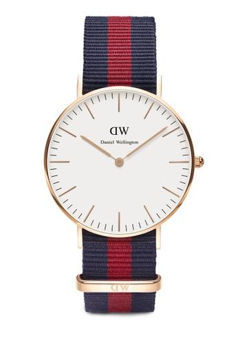 Classic Oxfordesprit台灣網頁-Watch Rose gold 36mm, 錶類, 飾品配件