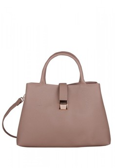 42363b57e1 Primrose beige and brown Primrose Quinn Hand Bag Mocca AFD8BACF231BE3GS_1