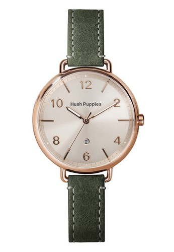 Hush Puppies Watches green Casual Women's Watches HP 3874L.2505 4CBDAACB00508FGS_1