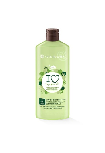 Yves Rocher green Radiance Shampoo Certified Ecolabel -300ml YV460BE37LKGSG_1