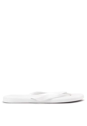 Dupe white Revolution Flip Flops DU626SH26VUZPH_1