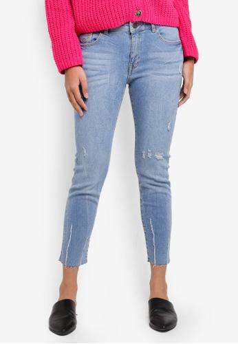 ESPRIT blue Denim Length Service Jeans 27CF7AA00D48EBGS_1