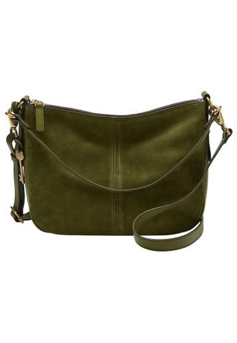 FOSSIL green Jolie Crossbody Bag ZB1581376 58522AC9A66C5AGS_1