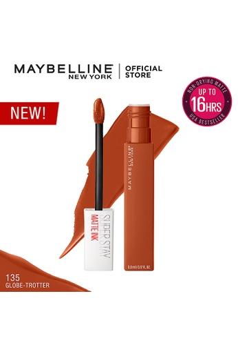 48fa56af218 L'Oréal Paris n/a SuperStay Matte Ink City Edition Liquid Lipstick -  Globetrotter