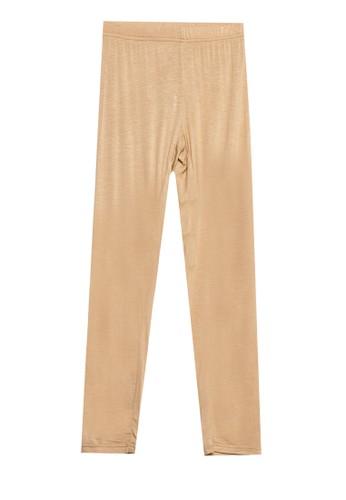 Anne Wintours beige Celana Legging Panjang Sleepwear 1BF01AA48BF2F0GS_1