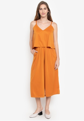b0f78ec019d5 Shop MEMO Layered Romper Online on ZALORA Philippines