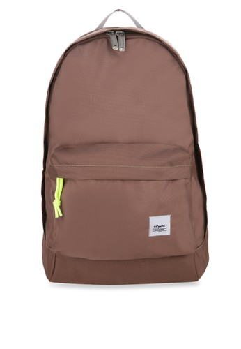 Exsport brown Freya Essentiel Backpack F1A2EAC8946A8AGS_1