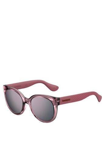 Havaianas pink Noronha/M Sunglasses E6181GL51D44CAGS_1