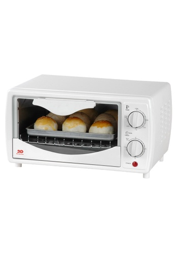 3D white 10L Oven Toaster 6A7A8HL46BF068GS_1