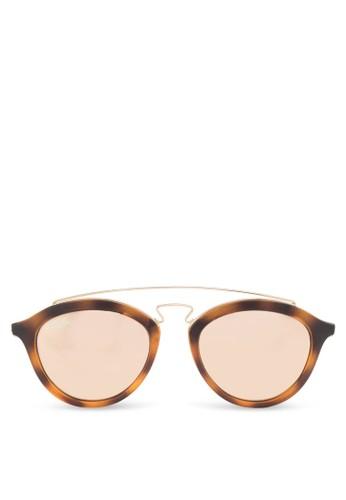 RB4257 粗圓框太esprit台灣網頁陽眼鏡, 飾品配件, 飾品配件