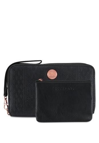 Billabong black Floyd Wallet CBA4BAC0D395AFGS_1