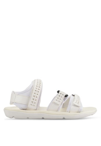 Urban 邊飾三鞋帶涼鞋, 鞋esprit童裝門市, 鞋