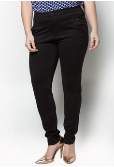 Plus Size Skinny and Slim Fit Pants