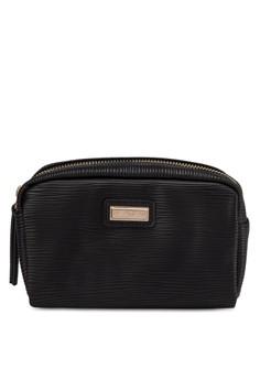 Black Bark Simple Make Up Bag