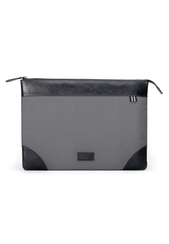 AVI-8 grey Laptop Sleeve AV642AC76JVJPH_1