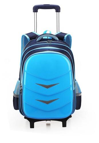 Twenty Eight Shoes blue VANSA Climb Stairs Cart Backpacks VAK-Bp88196 0D933KC393C3CBGS_1
