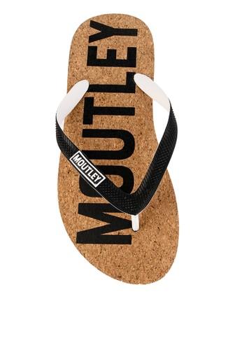 MOUTLEY brown Men Slippers 0702 44875SHA6A7B51GS_1