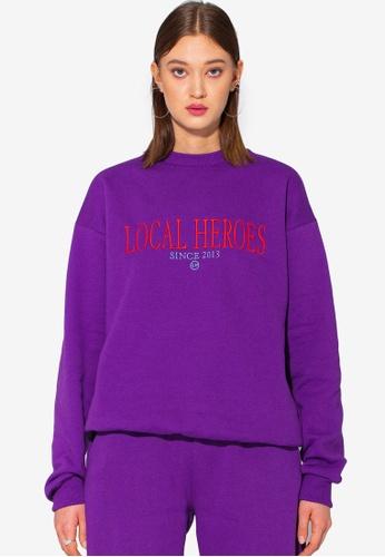 Local Heroes purple LH 2013 Grape Sweatshirt B08FEAAE002DC3GS_1