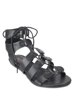 Twill Sandals