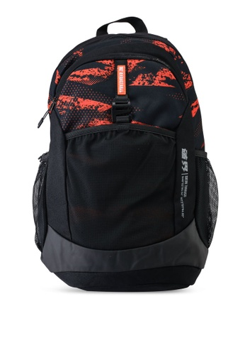 361° black Basketball Backpack C0E48AC9105A1DGS_1