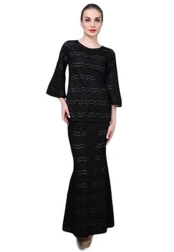 Maribeli Butik Vivie Lace Saloma - Black from Maribeli Butik in Black