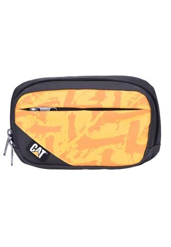 Caterpillar Bags & Travel Gear yellow Sportiva Waist Bag CA540AC2VTCVHK_1