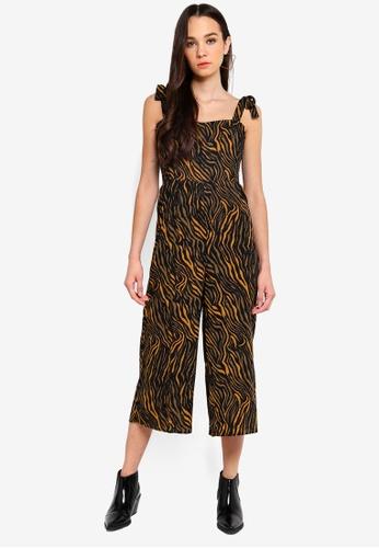 Cotton On multi Woven Alexa Strappy Jumpsuit D05F1AAA5566E2GS_1