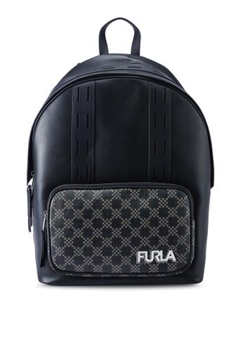 Furla black Elios Backpack 8B61AACDC59631GS_1