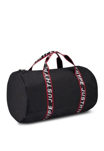 c26fa7c40463 Buy Just Hype Sporting Duffle Bag Online on ZALORA Singapore