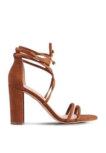 ALDO 褐色 Nyderia Heels 6E6B5SH951170DGS_1
