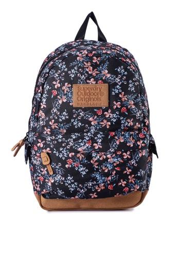 SUPERDRY 多色 Print Edition Montana Backpack A2109AC16C6B41GS_1
