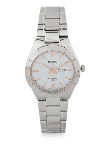 Casio multi and silver Women Analog Watches Ltp-1410D-2Avdf 19E5DAC82EBD13GS_1