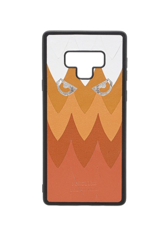 POROLUXE brown PHONE CASE FOR SAMSUNG NOTE 9 F809FACBB5FC87GS_1