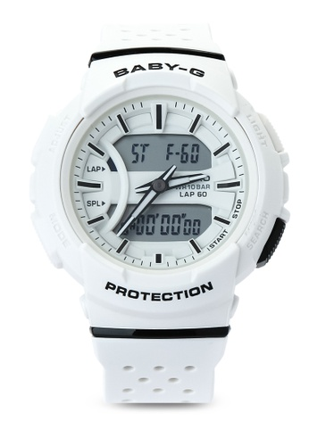 e13d875f0f57 Shop Casio Casio Baby-G Digital Analog BGA-240-7A Online on ZALORA ...