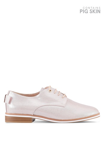BETSY pink Classic Lace Up Derby F6C58SHCA0C5B4GS_1