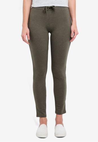 OVS green Women's Trousers 7378AAAB0331C3GS_1