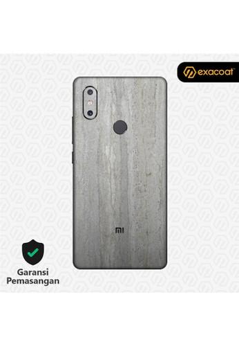 Exacoat Xiaomi Mi 8 SE Skins Concrete - Cut Only 4D307ES8EBC474GS_1