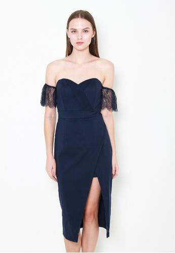 Leline Style blue Katelyn Bustier Dress 1C66AAAA2CEE15GS_1