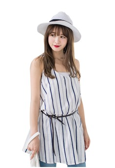 Simply Stripes Alluring Top
