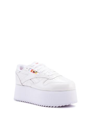 9af963dd2ed Buy Reebok Classic Leather Triple Platform Gigi Shoes Online on ...