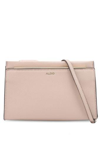 9c6cbac5ec Other colors available. ALDO beige Lywiel Pouch Crossbody Bag  D8EC4ACBA27A1DGS_1