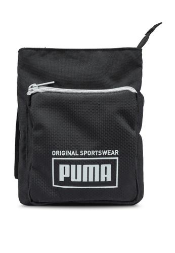 PUMA black Sole Portable Shoulder Bag 9743BAC18CD5E7GS_1