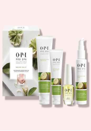O.P.I ASZ02 - ProSpa - Manicure Trial Kit F73DABE1196914GS_1