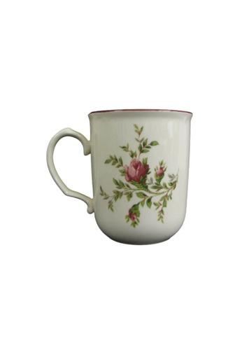 Claytan Moss Rose With Banding - Mug 4D1D6HL01BEC46GS_1