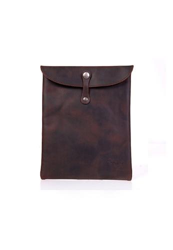 EXTREME Extreme Genuine Leather iPad Case F1E9BACF24834DGS_1