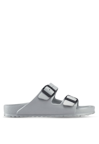 Birkenstock grey Arizona EVA Sandals DDDD3SH3E16C61GS_1